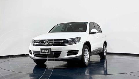 Volkswagen Tiguan Tiptronic usado (2013) color Blanco precio $199,999