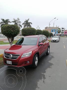 Volkswagen Tiguan Sport & Style 2.0L Aut usado (2010) color Rojo precio u$s12,000