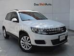 Foto venta Auto usado Volkswagen Tiguan Sport & Style 1.4 (2014) color Blanco Candy precio $209,000