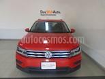 Foto venta Auto usado Volkswagen Tiguan Trendline Plus (2018) color Naranja precio $356,128