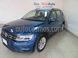 Foto venta Auto usado Volkswagen Tiguan Trendline Plus (2018) color Azul precio $338,965