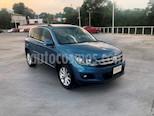 Foto venta Auto usado Volkswagen Tiguan Wolfsburg Edition (2017) color Azul precio $320,000