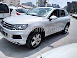 Foto venta Auto usado Volkswagen Touareg 3.0L V6 FSI Hybrid (2013) color Plata precio $380,000