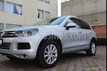 Foto venta Auto usado Volkswagen Touareg 3.0L V6 TDi Navegacion (2012) color Plata precio $298,000