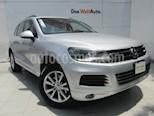 Foto venta Auto usado Volkswagen Touareg 3.6L V6 FSI Navegacion  (2014) color Plata precio $299,000