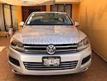 Foto venta Auto usado Volkswagen Touareg 3.6L V6 FSI Navegacion (2012) color Plata precio $280,000
