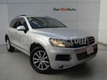 Foto venta Auto usado Volkswagen Touareg 3.6L V6 (2013) color Plata Reflex precio $298,000