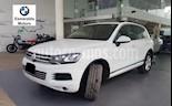 Foto venta Auto usado Volkswagen Touareg 4.2L V8 FSI Navegacion (2013) color Blanco precio $370,000