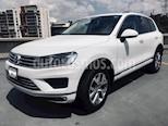 Foto venta Auto usado Volkswagen Touareg 4.2L V8 FSI (2015) color Blanco precio $550,000