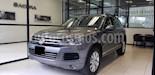 Foto venta Auto usado Volkswagen Touareg 5p V6/3.6 Aut Boton encendido Nave (2014) color Gris precio $395,000