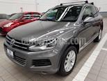 Foto venta Auto usado Volkswagen Touareg 5p V6/3.6 Aut (2014) color Gris precio $339,000