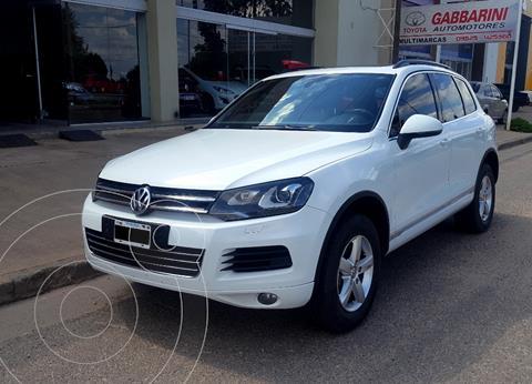 Volkswagen Touareg 3.0 TDi Life usado (2014) color Blanco precio $5.700.000