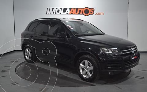 Volkswagen Touareg 3.6 FSi Style usado (2013) color Negro Profundo precio $3.800.000