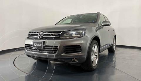 Volkswagen Touareg 3.0L V6 FSI Hybrid  usado (2013) color Gris precio $359,999