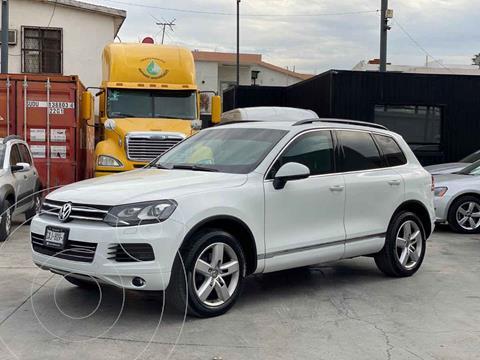 Volkswagen Touareg 3.0L V6 TDi  usado (2014) color Blanco precio $890,800