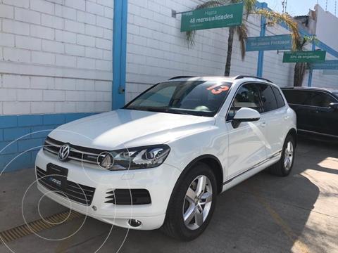 Volkswagen Touareg 3.0L V6 FSI Hybrid usado (2013) color Blanco precio $369,000