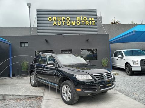 Volkswagen Touareg 4.2L V8 FSI R Line usado (2006) color Negro precio $269,000