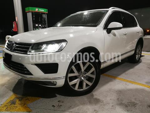 Volkswagen Touareg 3.0L V6 FSI Hybrid usado (2017) color Blanco precio $698,000