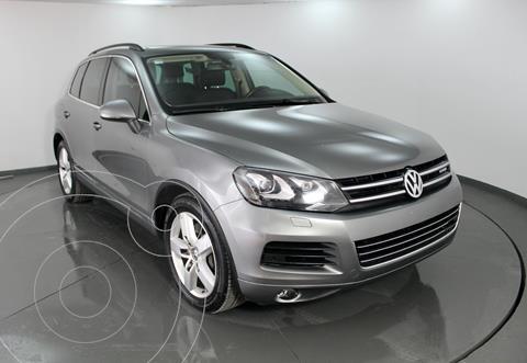 Volkswagen Touareg 3.0L V6 FSI Hybrid  usado (2014) color Gris Oscuro precio $299,900