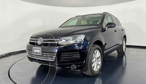Volkswagen Touareg 3.2L V6 usado (2011) color Azul precio $262,999