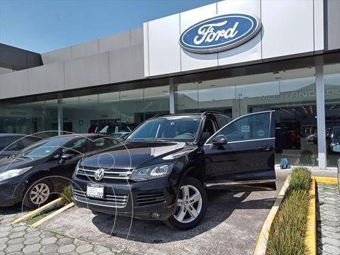 Volkswagen Touareg 3.0L V6 FSI Hybrid  usado (2014) color Negro precio $305,000