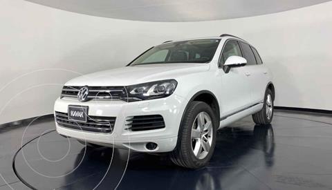 Volkswagen Touareg 3.0L V6 TDi  usado (2012) color Blanco precio $417,999