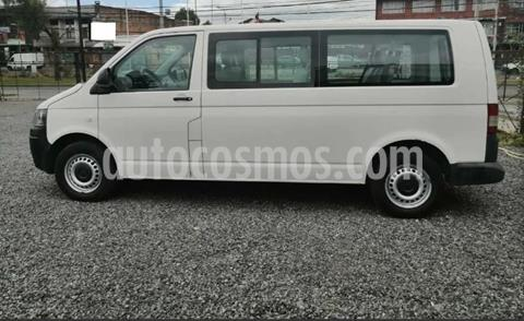 Volkswagen Transporter 2.0L TDi Pasajeros usado (2012) color Blanco precio $40.000.000
