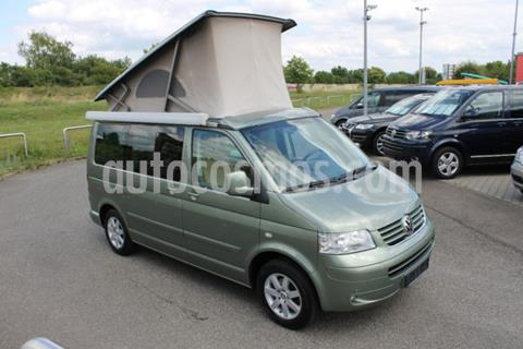 Volkswagen Transporter 2.0L T5 usado (2007) color Verde precio $100.000.000