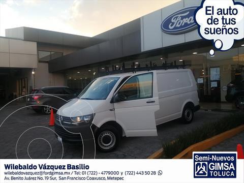 foto Volkswagen Transporter Cargo Van usado (2019) color Blanco precio $449,000