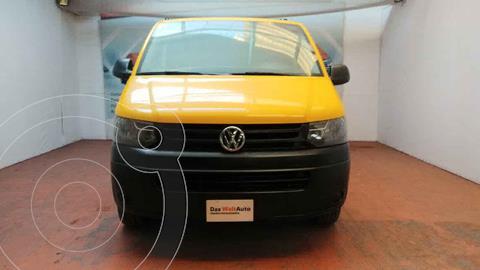 Volkswagen Transporter Cargo Van Aut usado (2015) color Amarillo precio $255,000