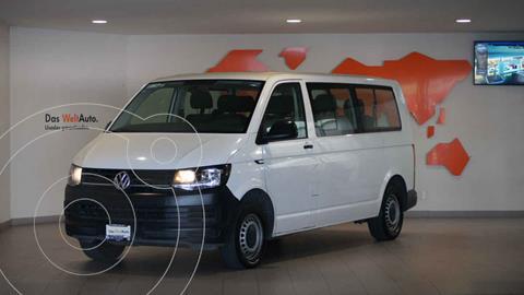 Volkswagen Transporter Pasajeros usado (2017) color Blanco precio $319,900
