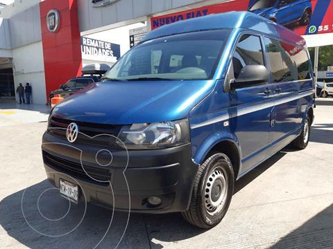 Volkswagen Transporter Cargo Van Aut usado (2015) color Azul precio $278,000