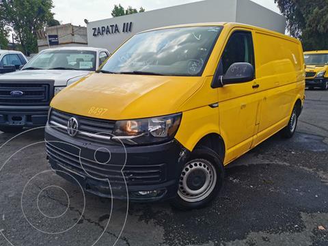 Volkswagen Transporter Cargo Van usado (2016) color Bronce precio $210,000