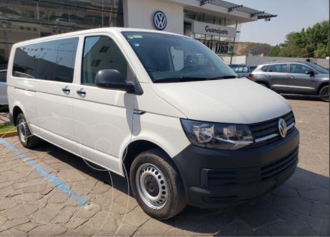 Volkswagen Transporter Pasajeros usado (2020) color Blanco precio $442,000