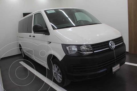 Volkswagen Transporter Pasajeros Aut usado (2018) color Blanco precio $489,000