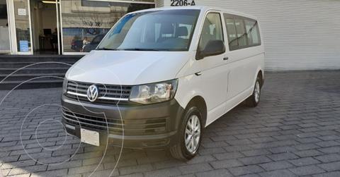 Volkswagen Transporter Pasajeros usado (2018) color Blanco precio $379,900