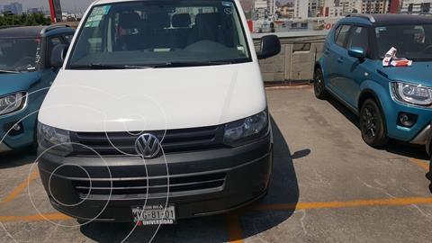 Volkswagen Transporter Pasajeros usado (2015) color Blanco precio $210,000