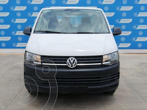 Volkswagen Transporter PASAJEROS L4 2.0L TDI TM 9 OCUP usado (2019) color Blanco precio $510,000