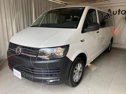 Volkswagen Transporter PASAJEROS 2.0L L4 102HP AT 9PAS usado (2018) color Blanco precio $439,000