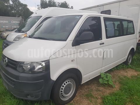 foto Volkswagen Transporter Pasajeros usado (2015) color Blanco precio $230,000
