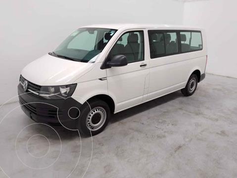 Volkswagen Transporter Pasajeros usado (2019) color Blanco precio $395,000