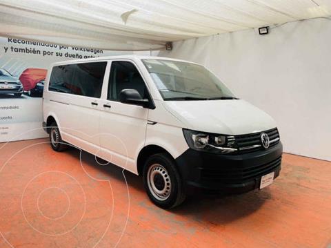 Volkswagen Transporter Pasajeros usado (2017) color Blanco precio $333,000