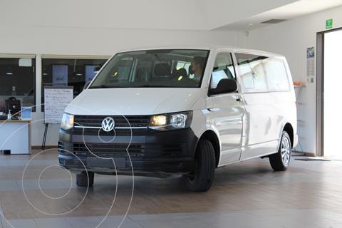 Volkswagen Transporter PASAJEROS 2.0L L4 102HP AT 9PAS usado (2018) color Blanco precio $415,000