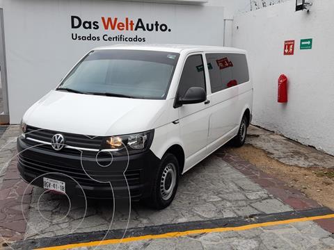 Volkswagen Transporter Pasajeros usado (2019) color Blanco precio $415,000