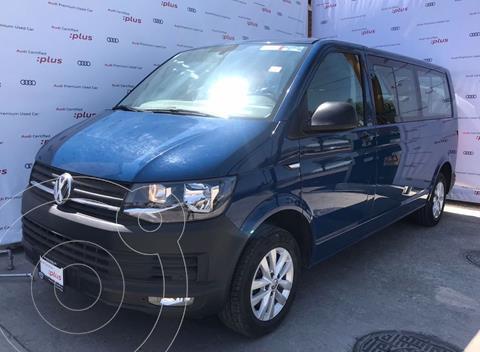 Volkswagen Transporter Pasajeros usado (2019) color Azul Marino precio $495,000