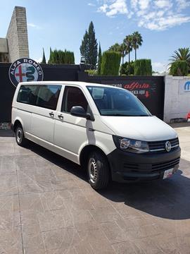 Volkswagen Transporter Pasajeros usado (2019) color Blanco precio $489,000