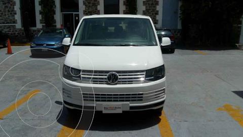 Volkswagen Transporter Pasajeros usado (2017) color Blanco precio $302,000