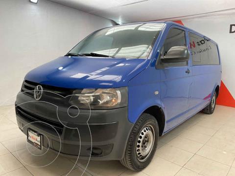 Volkswagen Transporter Pasajeros usado (2014) color Azul precio $309,000
