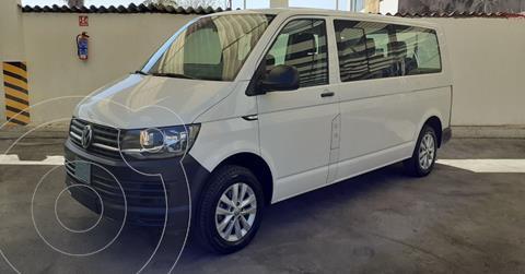 Volkswagen Transporter Pasajeros usado (2018) color Blanco precio $369,900