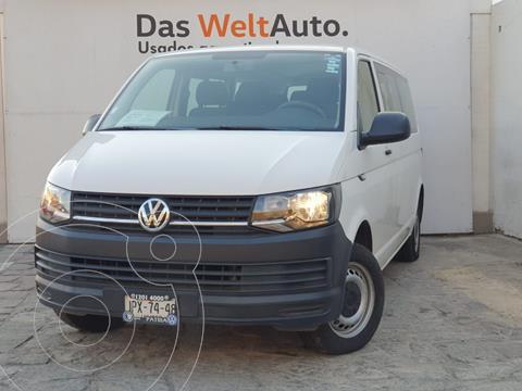 Volkswagen Transporter Pasajeros usado (2018) color Blanco precio $380,000